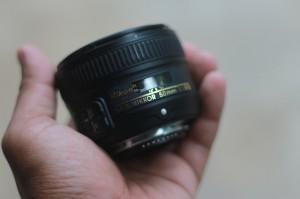 lensa nikon fix 50mm f1.8 afs