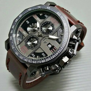 harga Jam Tangan GC Tali Kulit ( Rolex,Hublot,Swiss Army,Expedition ) Tokopedia.com