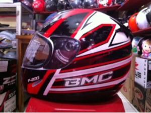 Helm Fullface BMC blade 200 murmer
