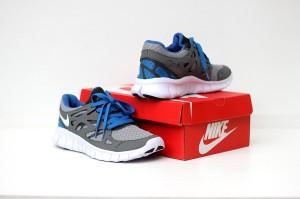 harga Sepatu Nike Free Run 2 Grey Seablue Original 100% Tokopedia.com