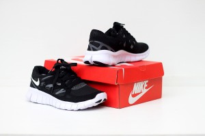 harga Sepatu Nike Free Run 2 Black White Original 100% Tokopedia.com