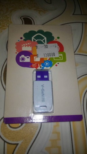 Flash Disk V-Gen 32 gb garansi 1 th