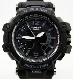 GShock / G-Shock GPW 1000 Black Grey