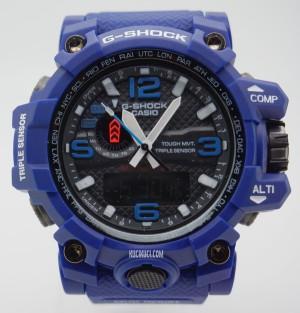 GShock / G-Shock GWG 1000 II Full Blue