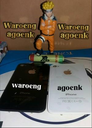 Backdoor / Tutup Belakang Baterai iphone 4G