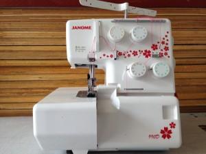 mesin obras janome 990d / janome obras portable
