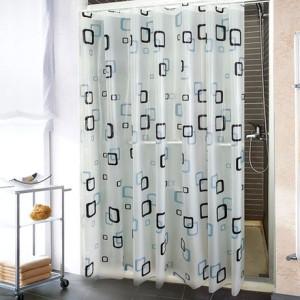 harga HH060 Shower Curtain Small Box Tirai Kamar Mandi Anti Air Waterproof Tokopedia.com