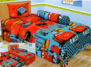 Bedcover Lady Rose Disperse 180 – Cars