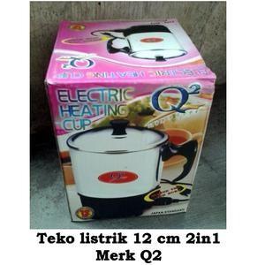 Teko mug Listrik Pemanas air electric kettle