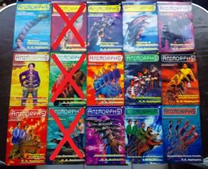 harga Novel Animorphs (K.A. Applegate) Cabutan - Bekas Tokopedia.com