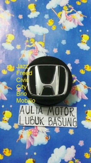 dop roda velg honda all new jazz freed civic city brio mobilio hitam