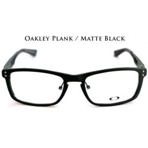 OAKLEY PLANK MATTE BLACK  Kacamata Anti Radiasi