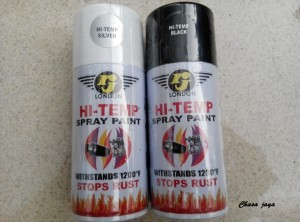 harga Cat Semprot RJ London HI - TEMP (Tahan Panas) SPRAY PAINT 150cc Tokopedia.com