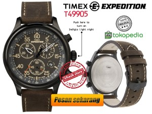 Jam tangan Timex T49905 Original+Box, Non Garansi