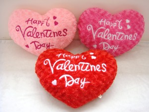 Bantal Love Kado Valentine Day