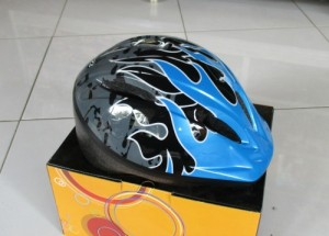 Helm Sepeda Anak MXL - Warna Biru