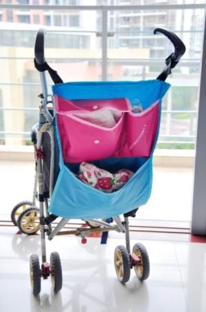 Stroller Bag / Organizer / Tas di Kereta Bayi / Tas Pelengkapan Bayi