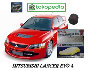 Body cover Mitsubishi Lancer EVO 4
