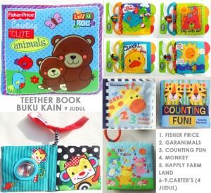 Soft Book Teether Disney