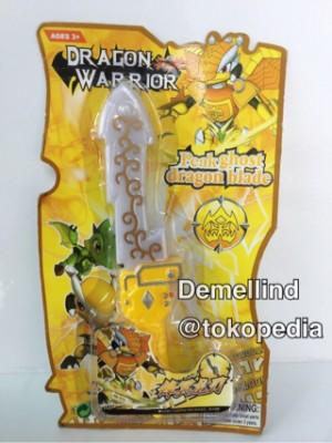 harga Mainan Anak Pedang Dragon Warrior Tokopedia.com