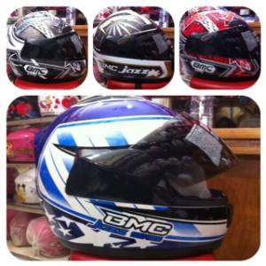 Helm BMC Fullface murahnya fulll