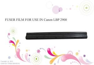 FUSER FILM FOR USE LBP 2900