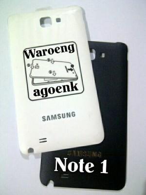 Backdoor / Tutup Baterai Samsung Galaxy Note 1 N7000