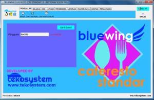 Bluewing Caferesto Standar