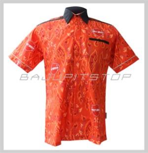 Baju Kemeja Motorsports Harley Davidson #06 Size M kode: BKD007M