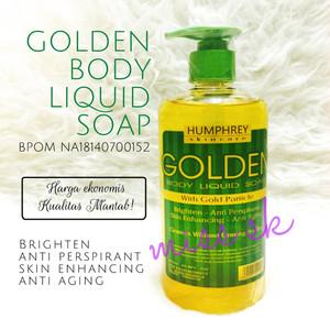 Gold Soap / Sabun GOLD Aman BPOM