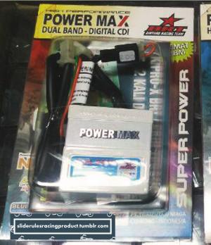 CDI Racing BRT powermax dualband vario karbu .