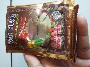 Jual Kopi Cleng Saset Murah Original