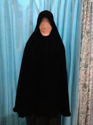 Jilbab Instan (Langsung Pakai)