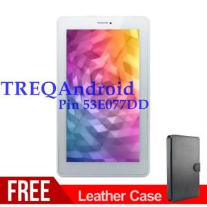 harga Tablet Android TREQ 3G Turbo Plus Ram 1GB, HDMI bisa ke TV Bonus Case Tokopedia.com