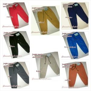 harga Celana Joger Anak / Baby Joger Semi Jeans Size M (3-4 y) Tokopedia.com