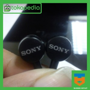 Sony Headset MH750 With Microphone and Cancellation