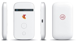 Modem WiFi ZTE MF90 Telstra Support 3G & 4G ALL Semua GSM tidak CDMA