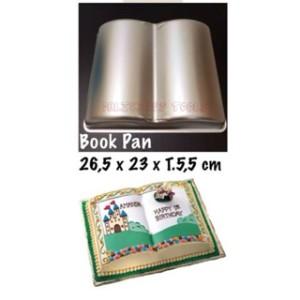 harga AP054 Book Pan cetakan puding cake alkitab alquran loyang baking tools Tokopedia.com