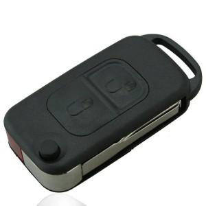 casing rumah kunci mercy mercedes benz lipat infra red A C E S