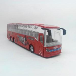 miniatur bis bus diecast jual mobilan hadiah fatih kado
