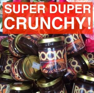 harga [OVOMALTINE] - Selai Coklat ROCKY Terenak Di Dunia #SUPERDUPERCRUNCHY! Tokopedia.com