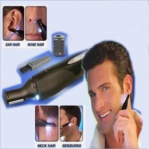 Micro Touch Trim Hair Alat Cukur Rambut Halus Alis Bulu Hidung Telinga