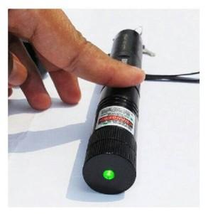 Green Laser Pointer 303 (Sinar-Nyala-Cahaya Warna ...