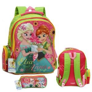 ... dan Set Alat Tulis Anak · Set . Source · Disney Frozen Original Tas Ransel Ukuran Sedang +KotakPensil