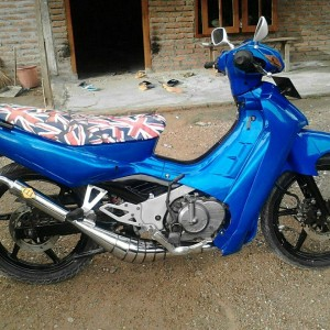 harga Knalpot Racing Suzuki Satria 2 tak Tokopedia.com