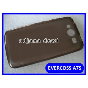 harga Silikon Case Evercoss / Cross A7S Hitam Transparan Tokopedia.com