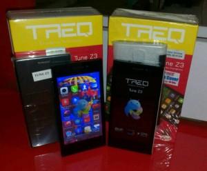 (SALE) Handphone TREQ Tune Z3 Layar 4.5