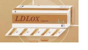 LDLox Kapsul - Menurunkan Lemak Jahat