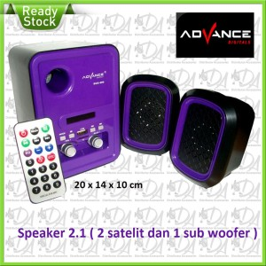 Speaker Advance Duo 200