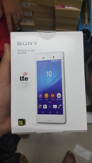 harga SONY XPERIA M4 AQUA DUAL LTE INTERNAL 16GB RAM 2GB Tokopedia.com